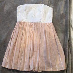 Dresses & Skirts - Summer Strapless Dress